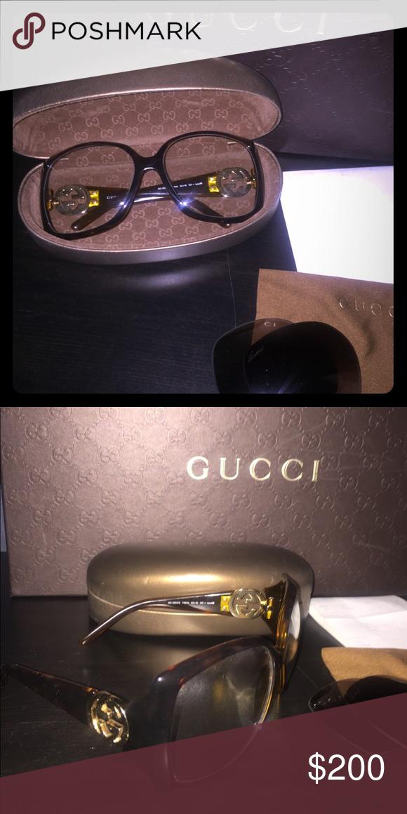 ced50bdda4e Authentic Oversized Gucci sunglasses 😎