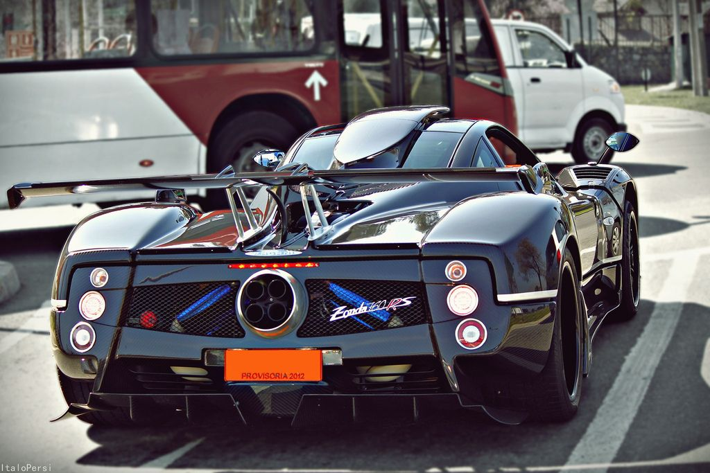 The Pagani Huayra | Pagani car, Car share and Cars