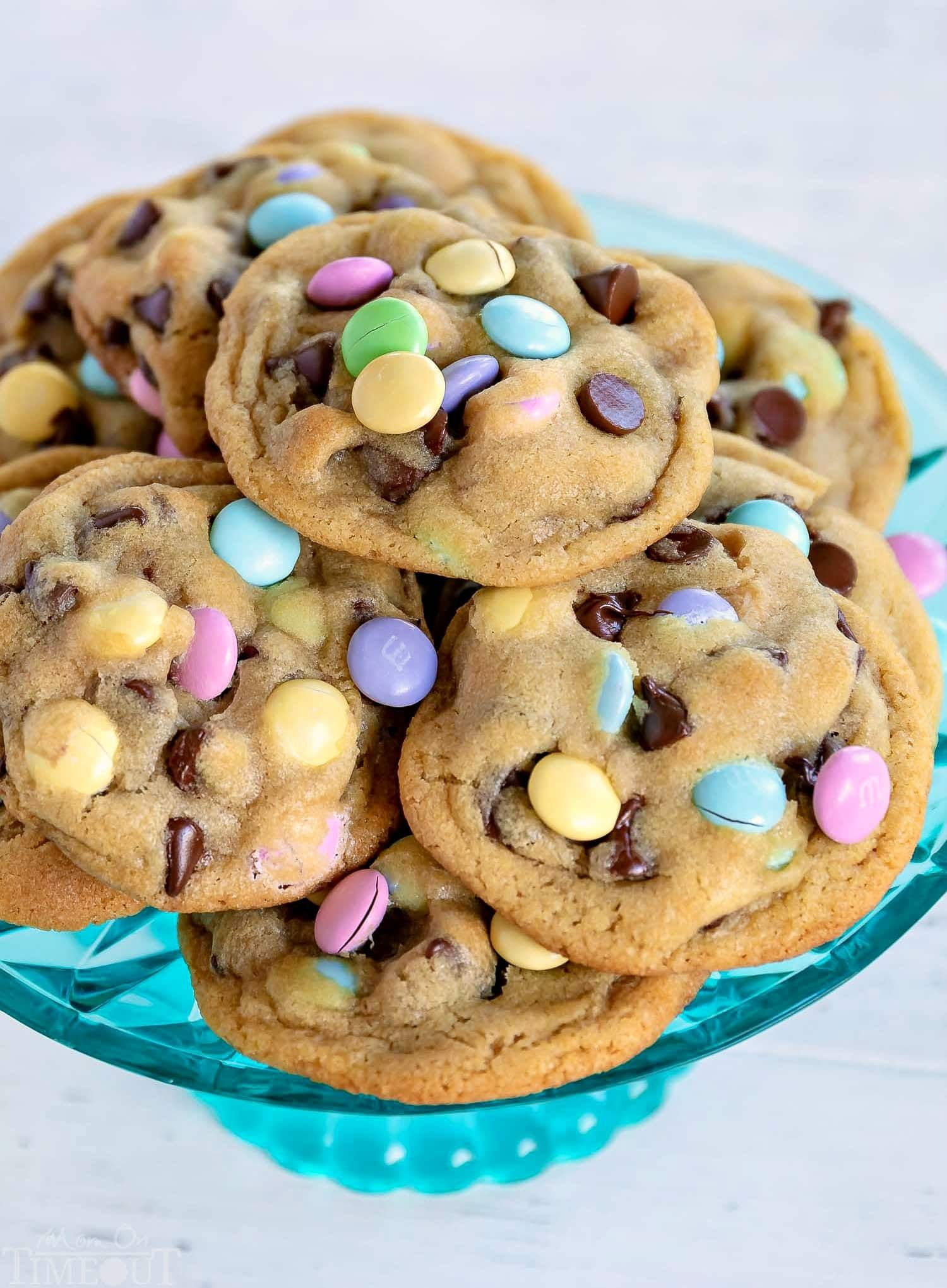 Photo of The BEST Easter Chocolate Chip Cookies – Mom On Timeout