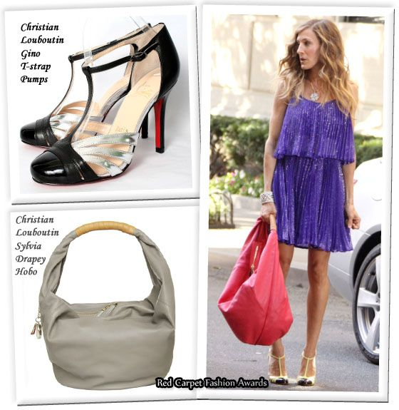 Image Result For Sex And The City  Pink Hobo Bag