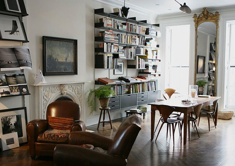 Manhattan-brownstone-by-Jan-Eleni-Interiors.jpg 762×537 pixels