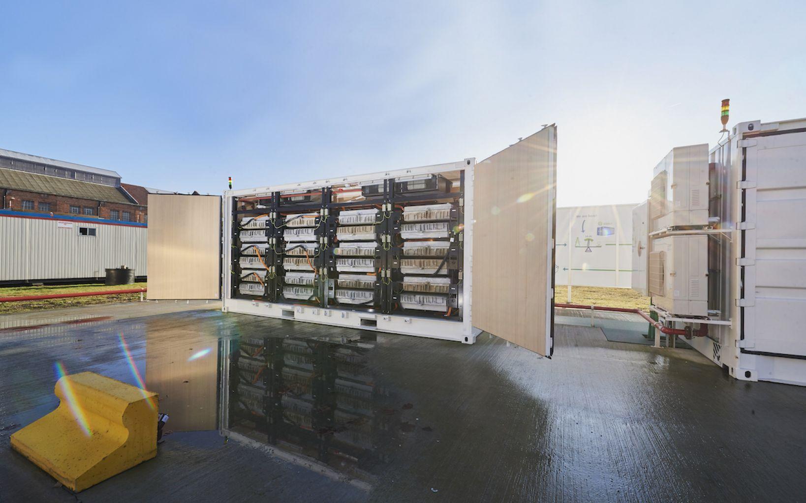 Renault Batteries Find Megawatt Scale 2nd Life Use In Belgium Energy Storage News Energy Storage Stationary Storage Flow Battery