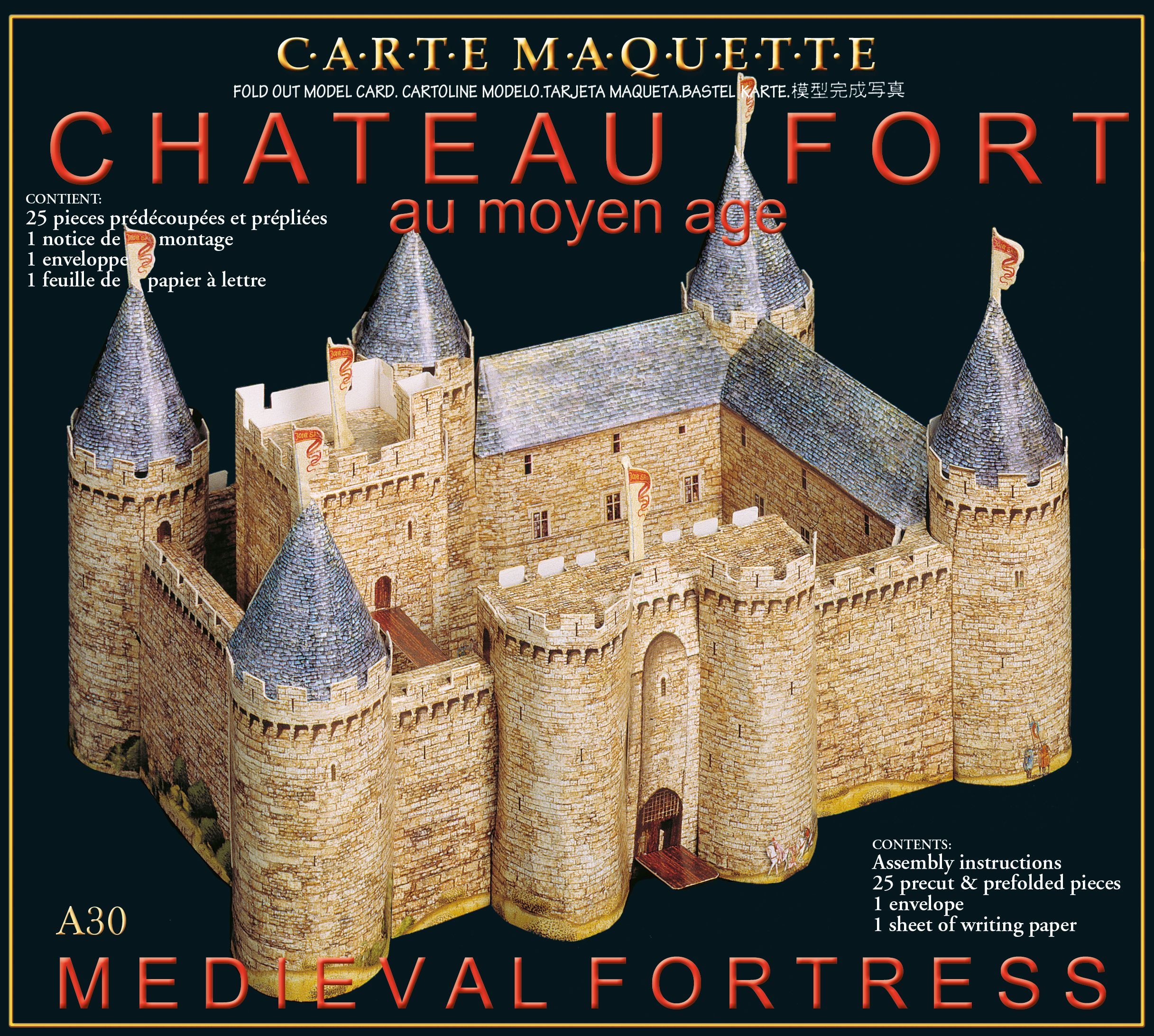 Bdfdcbeae Scale Models Castles
