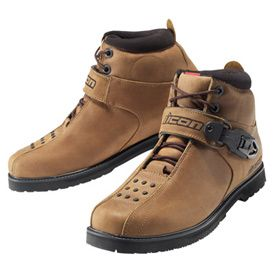 Icon Super Duty 4 Motorcycle Boots | Wolle kaufen