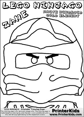 Drawing reference for a Nindroid | Lego ninjago, Ninjago, Lego poster | 406x290