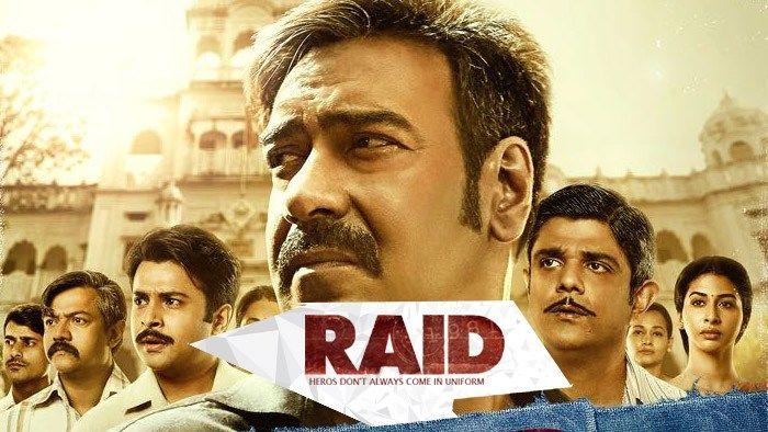 raid movie songs