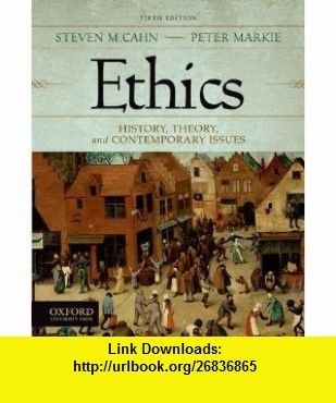 Ethics Theory And Contemporary Issues Pdf