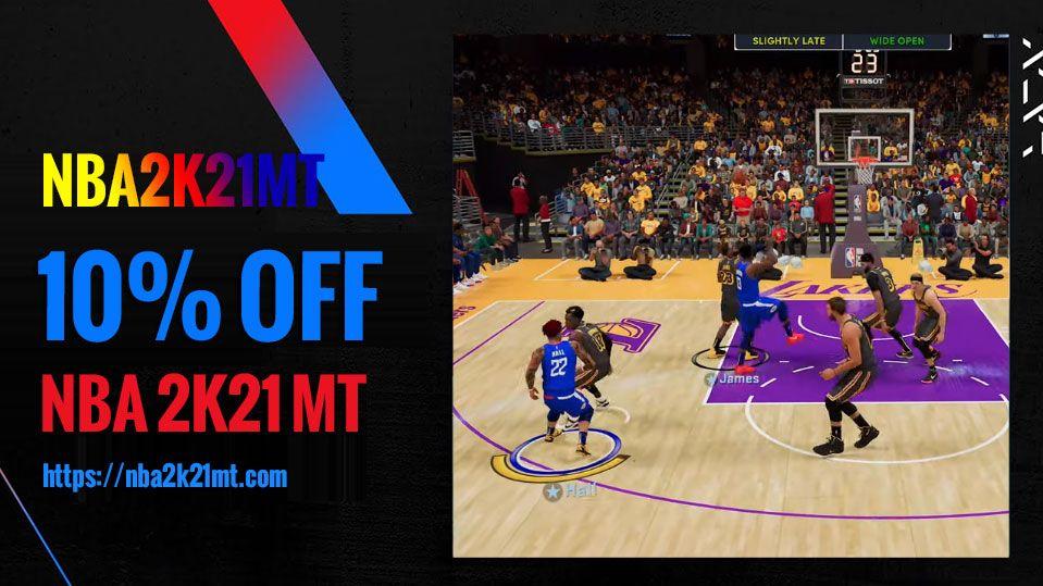 NBA 2K21 MT