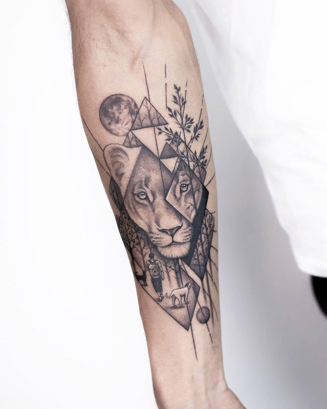 We Love Big Cats 😍 🐈 Wanna see more?!? Follow Us. Done By @lyuba_cuba  #israeltattoo #tattoo #tattoos #tattooist #tattooart #tattooartist #The_inkmasrers #tattoo #tattoomaster #tattoomasters #art #tlv #inkmebaby #inkmebabytattoo #tattoocollective #tattooartist  #tattooartistmagazine #inked  #blacktattooart #owltattoo #telavivtattoo #telavivtattoos