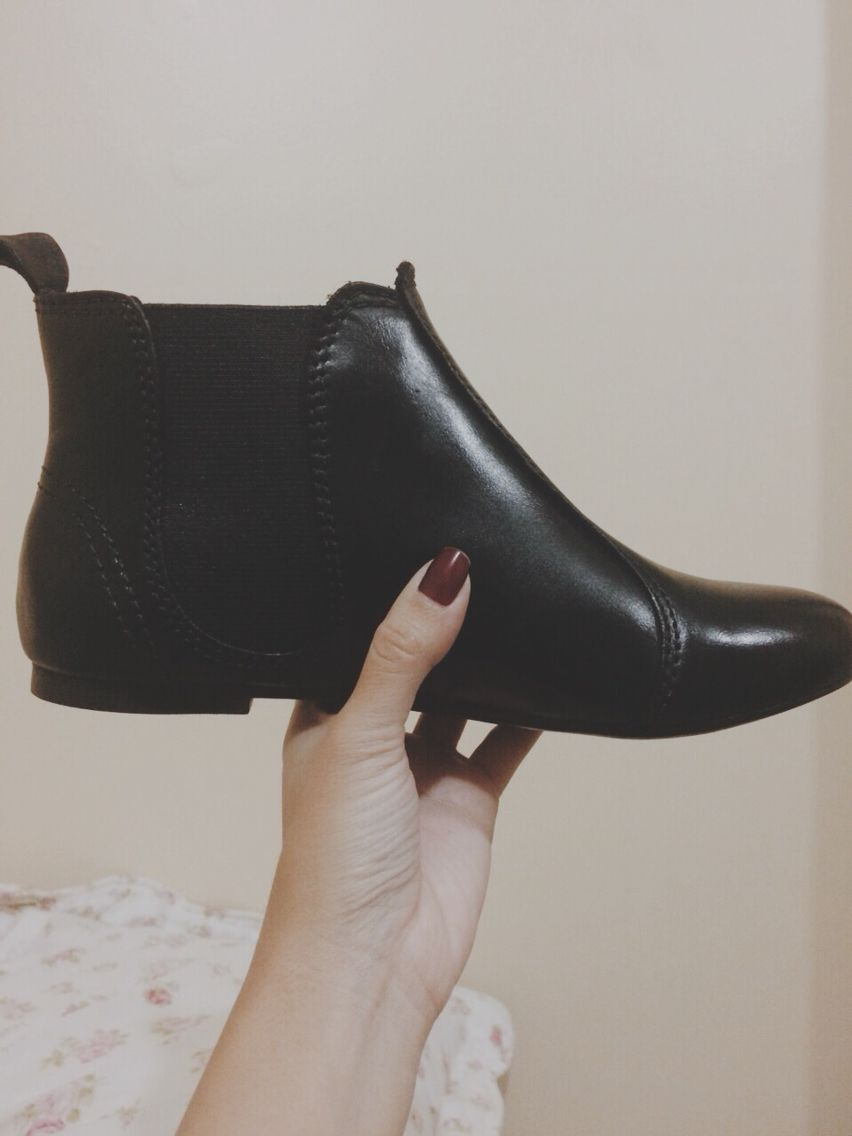 ce71ff09e17 My new chelsea boots! I'm in love! So comfortable! | Gotta Love Shoes
