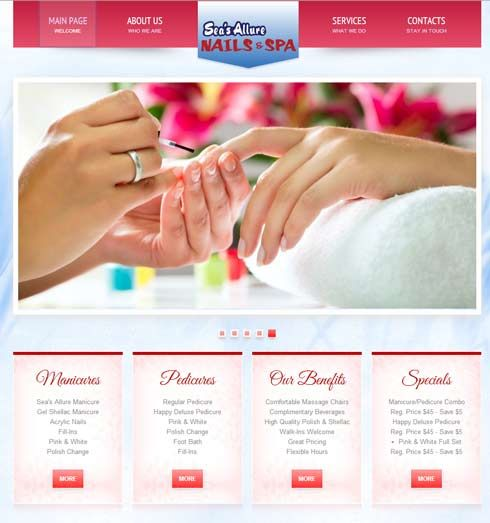 Pin by seowebdesignhouston on Website Designed for Personal Services ...