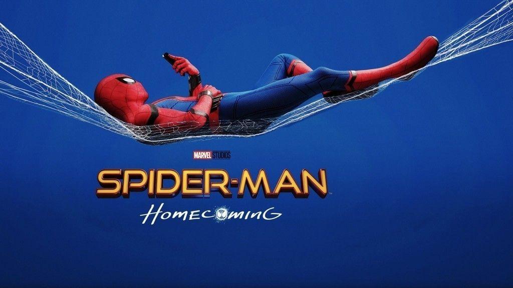 Spider Man Homecoming Swing Poster Wallpaper Spiderman Homecoming Spiderman Superhero Movies