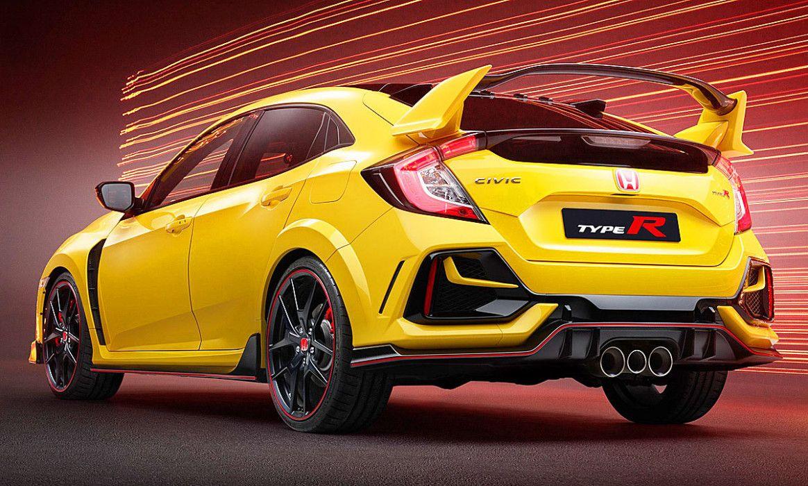 10 Image Honda Type R 2020 in 2020 Honda type r, Honda