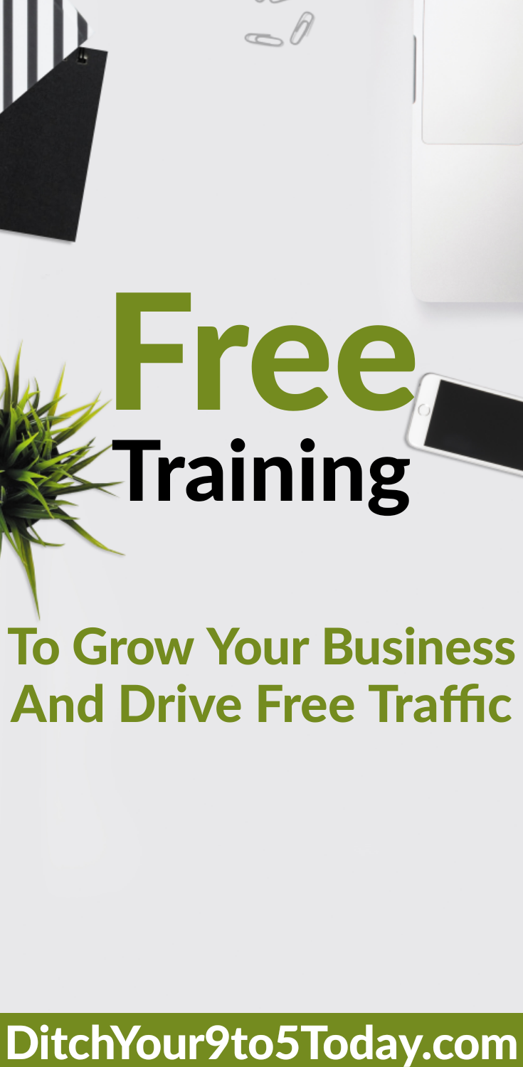 Training Webinars Ditch Your 9 To 5 Today Learn How To