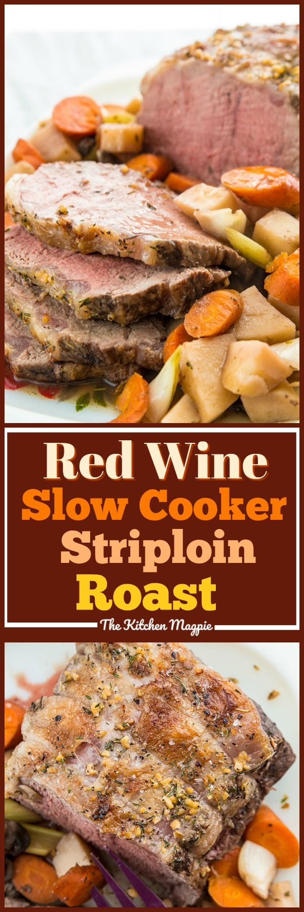 how to oven cook a striploin