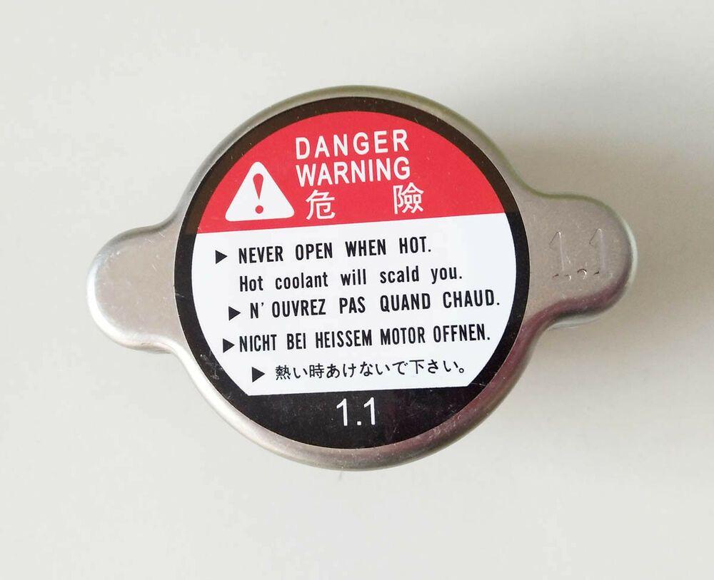 GOOD FOR JAPAN CARS MOTOR BIKE HONDA//YAMAHA//KAWASAKI//SUZUK 1.1 BAR RADIATOR CAP