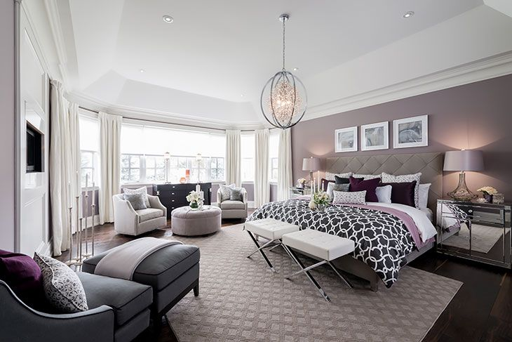 Kylemore Communities Peyton Model Home | Jane Lockhart ... on Model Bedroom Interior Design  id=98132