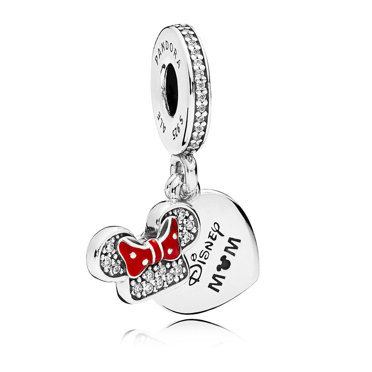 67633ed6f Minnie Mouse ''Disney Mom'' Charm by PANDORA in 2019 | If I Ever ...
