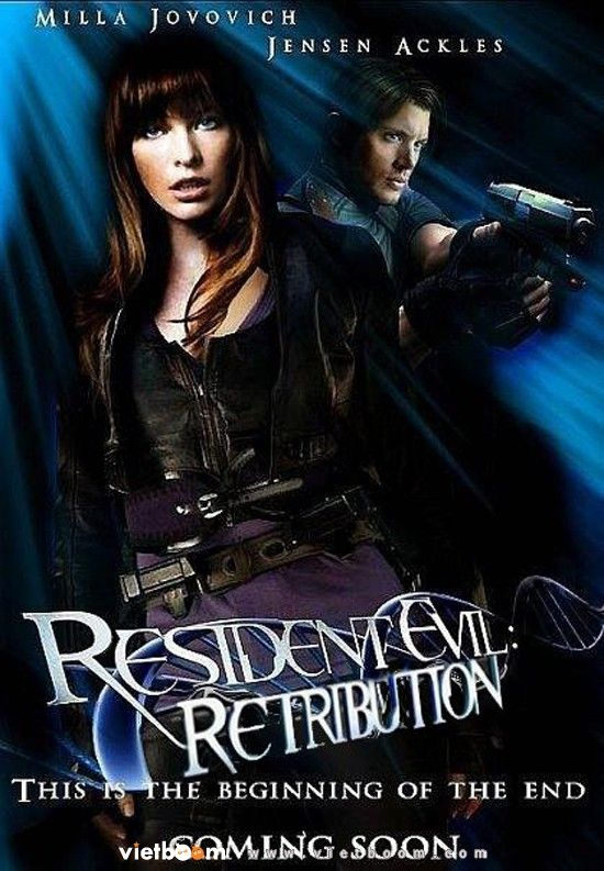 free  film resident evil 5 full movie