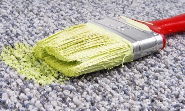 10 Astuces Pratiques Pour Enlever Une Tache De Peinture Tache Peinture Enlever La Peinture Comment Nettoyer