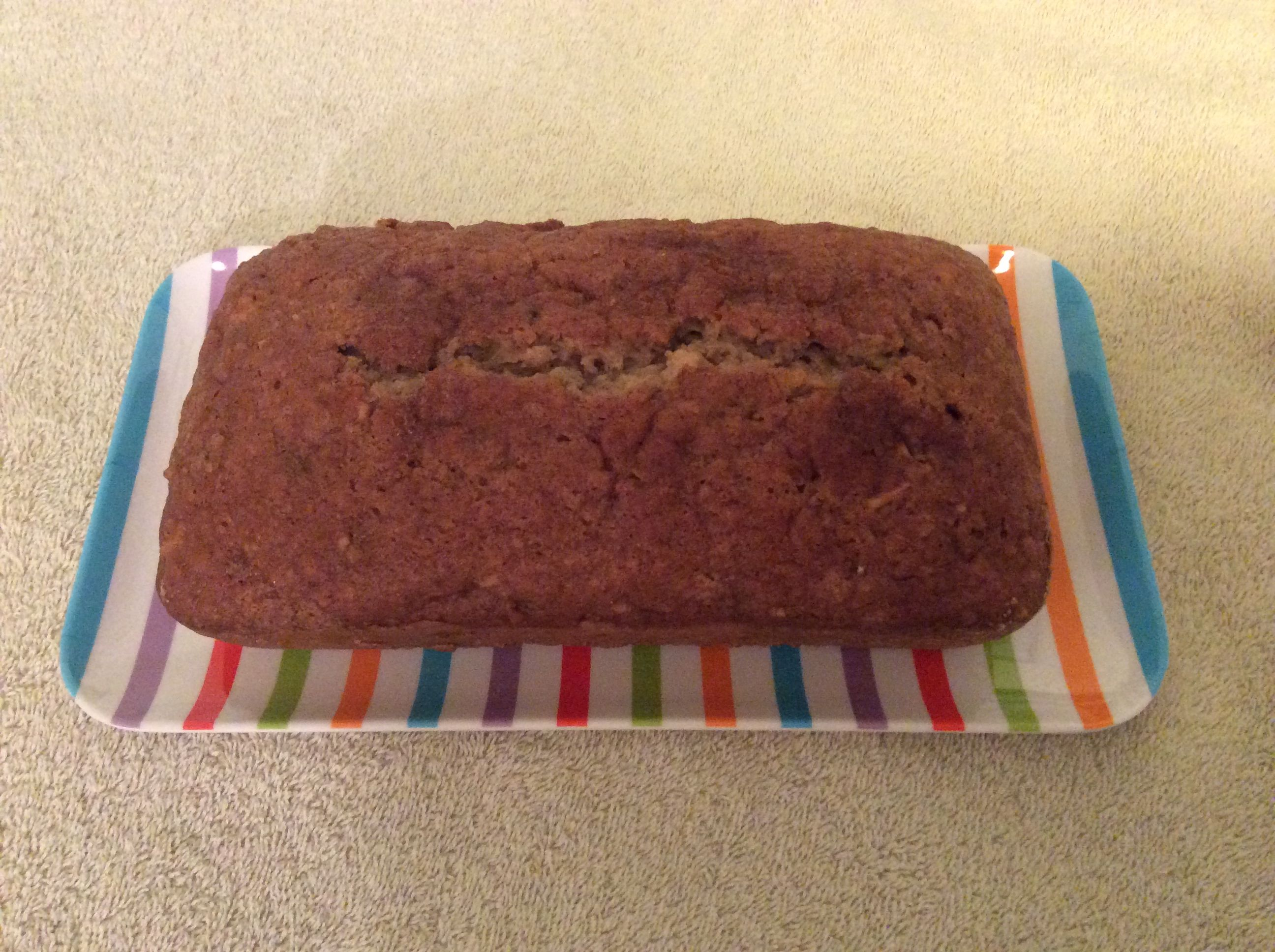 Instant apple oatmeal packets make this Amish Friendship Bread recipe fast, easy and nutritious.