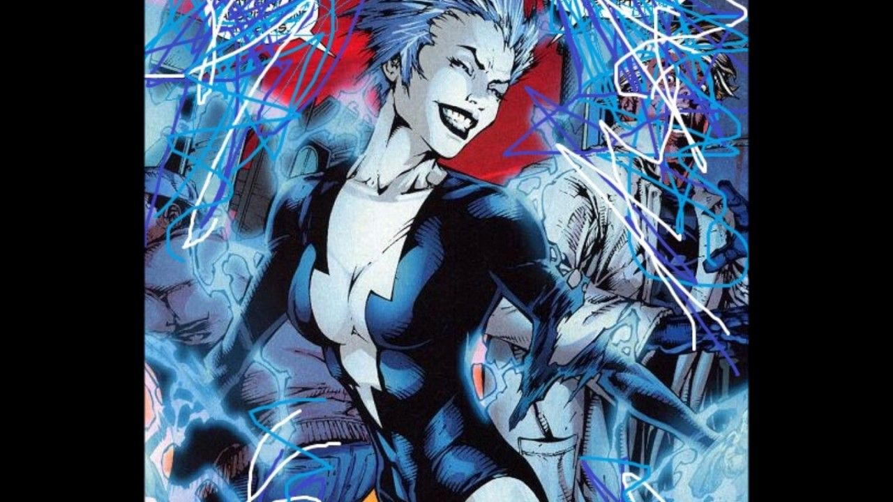 Ac/dc Live Wire (DC Comics) | superheros | Pinterest | Ac dc, Comic ...