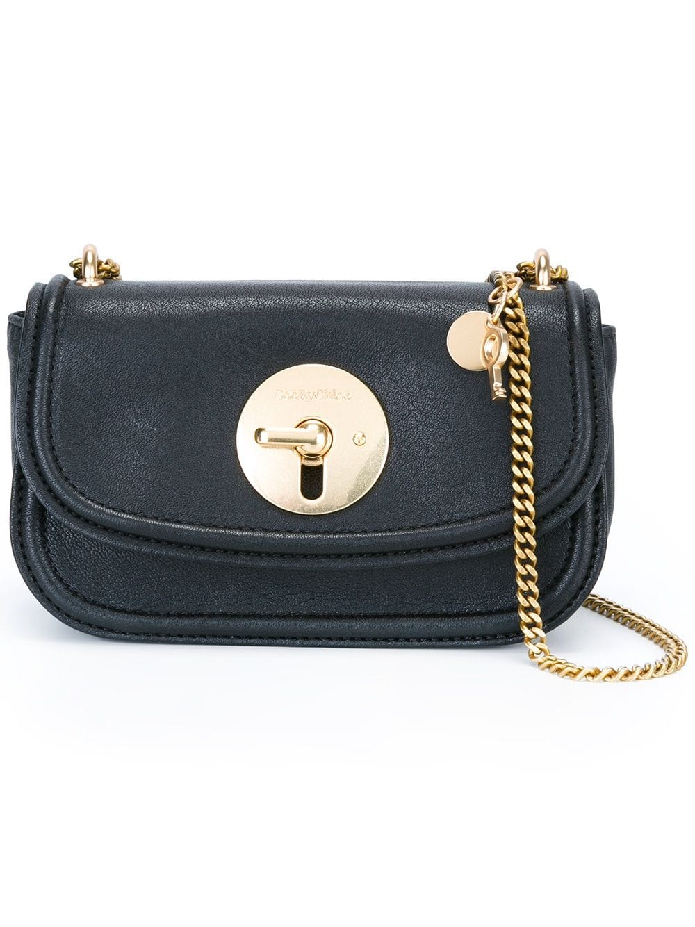 4570963180 See By Chloé Lois small shoulder bag - Black | Products in 2019 ...