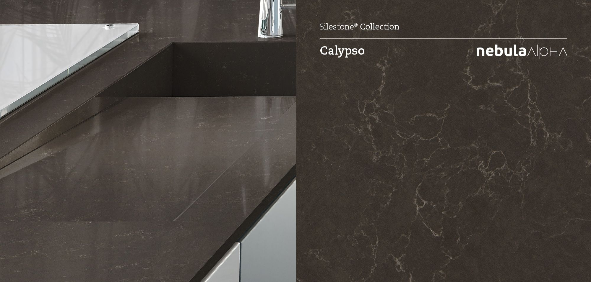 Silestone‬ Calypso Quot Nebula Alpha Series For The Kitchen
