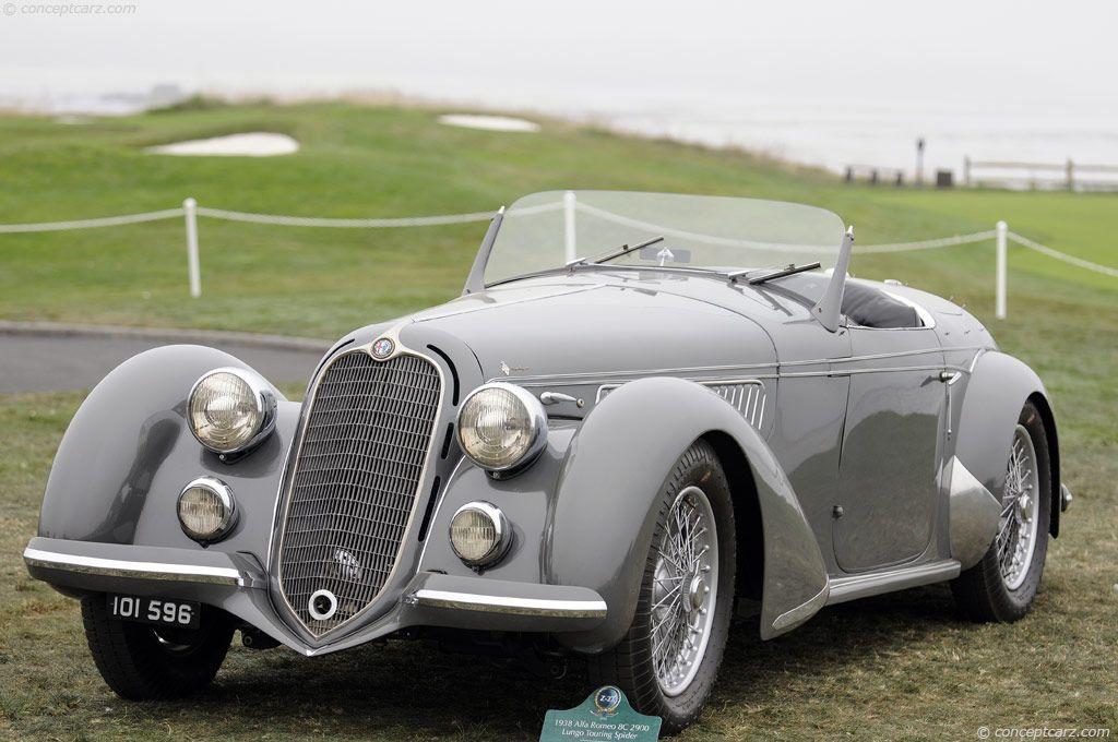 1938 Alfa Romeo 8c 2900b Images