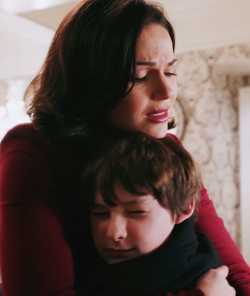 Oh how I wish that was Henry, instead of Cora