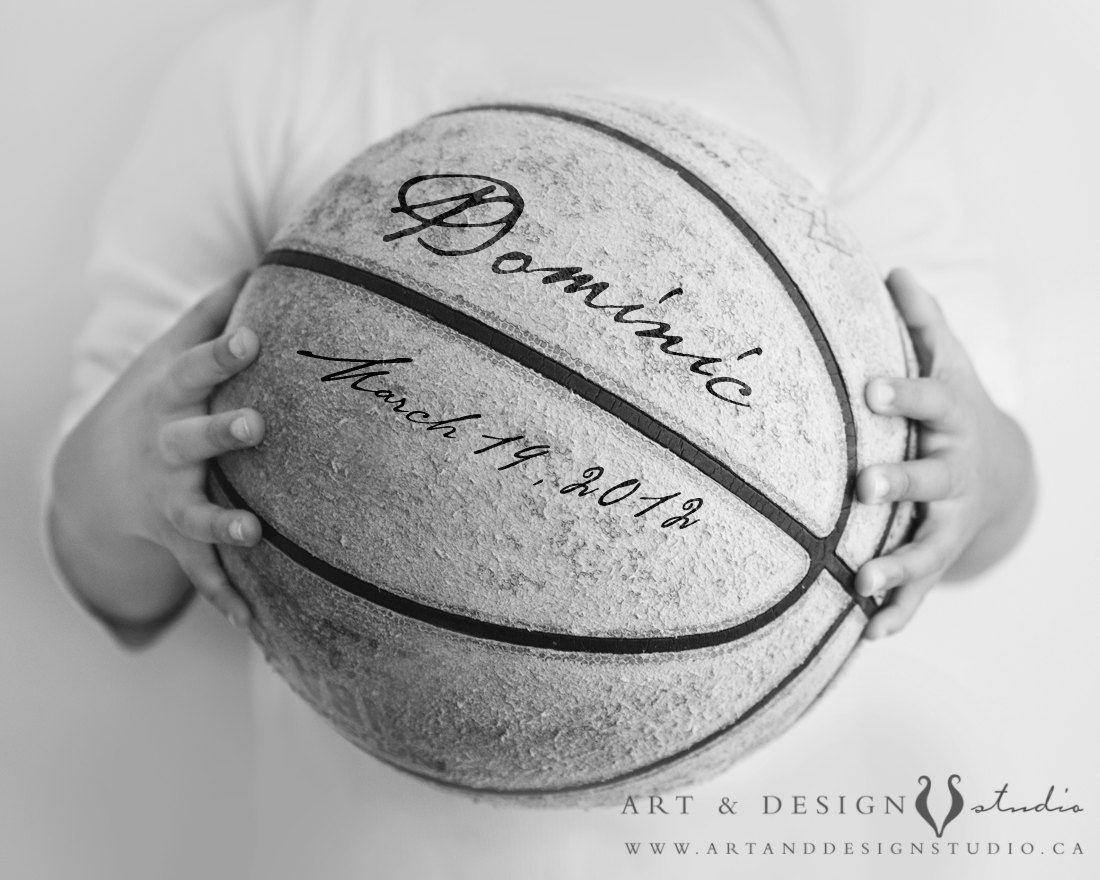 Basketball decor kids room artwork sports theme boys personalized