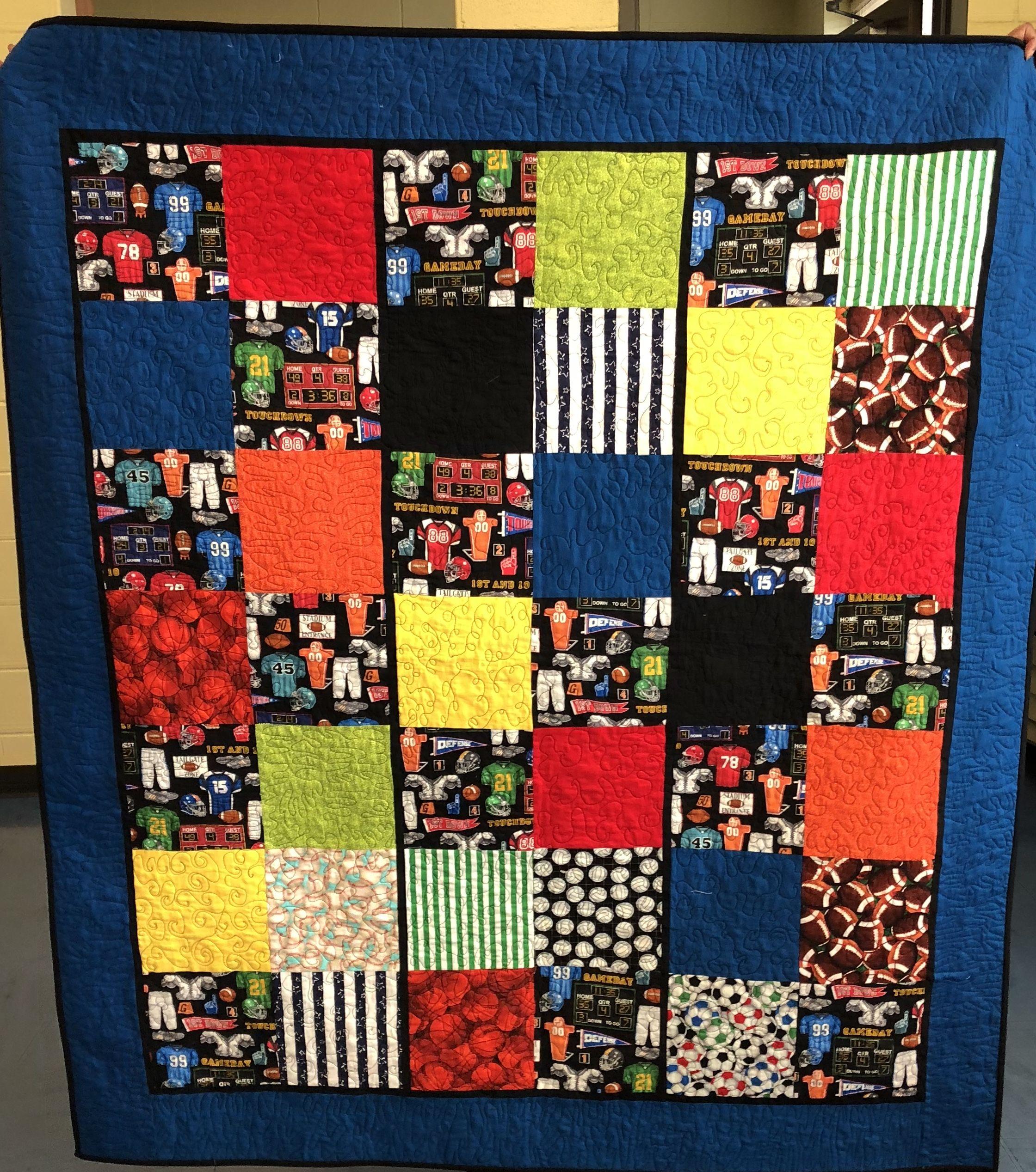 Quilt Maxine Morgan 2018 Quilts Quilters Blanket
