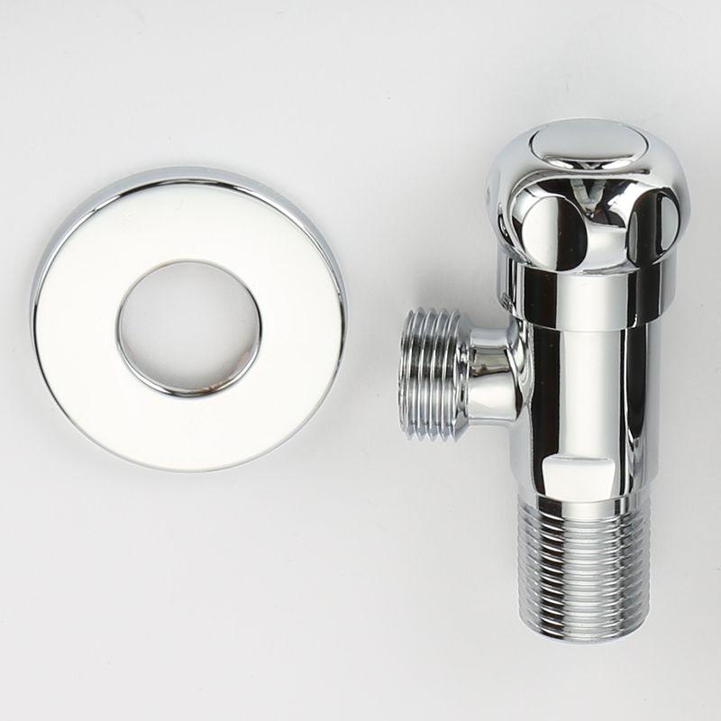 Bathroom Angle Valve Lead-free Shut Off Vavle For Sink Kitchen Toilet Basin DB