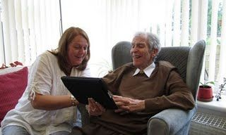 ipad and Dementia - Ipad for Elderly People | moodboard | Elderly