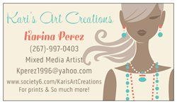 Did you know Vistaprint has Signature Business Cards? Check mine out! Create anything from Business cards to birthday party invites at Vistaprint.com. Get incredible sales, 3-day shipping and more!