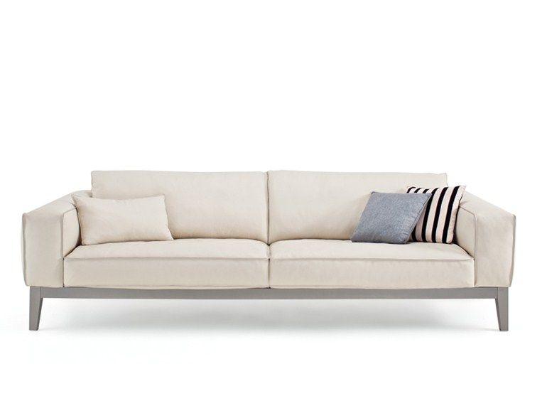 CARESSE FLY Fabric sofa by ESTEL GROUP design Alessandro Dalla Pozza