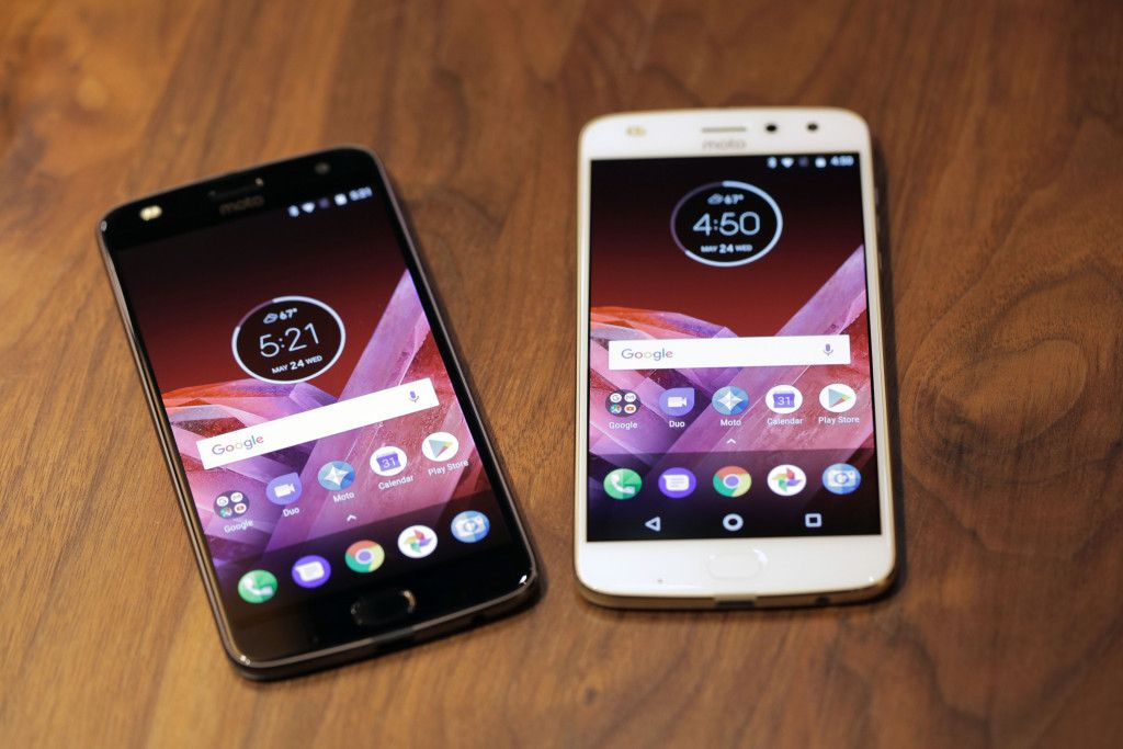 With the Moto Z2 Play modularity is Motorolas new