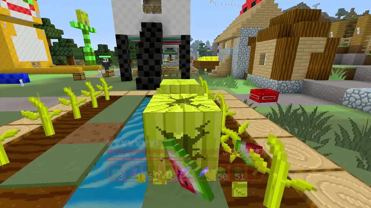 minecraft hunger games stampylongnose - quest for a special tennis