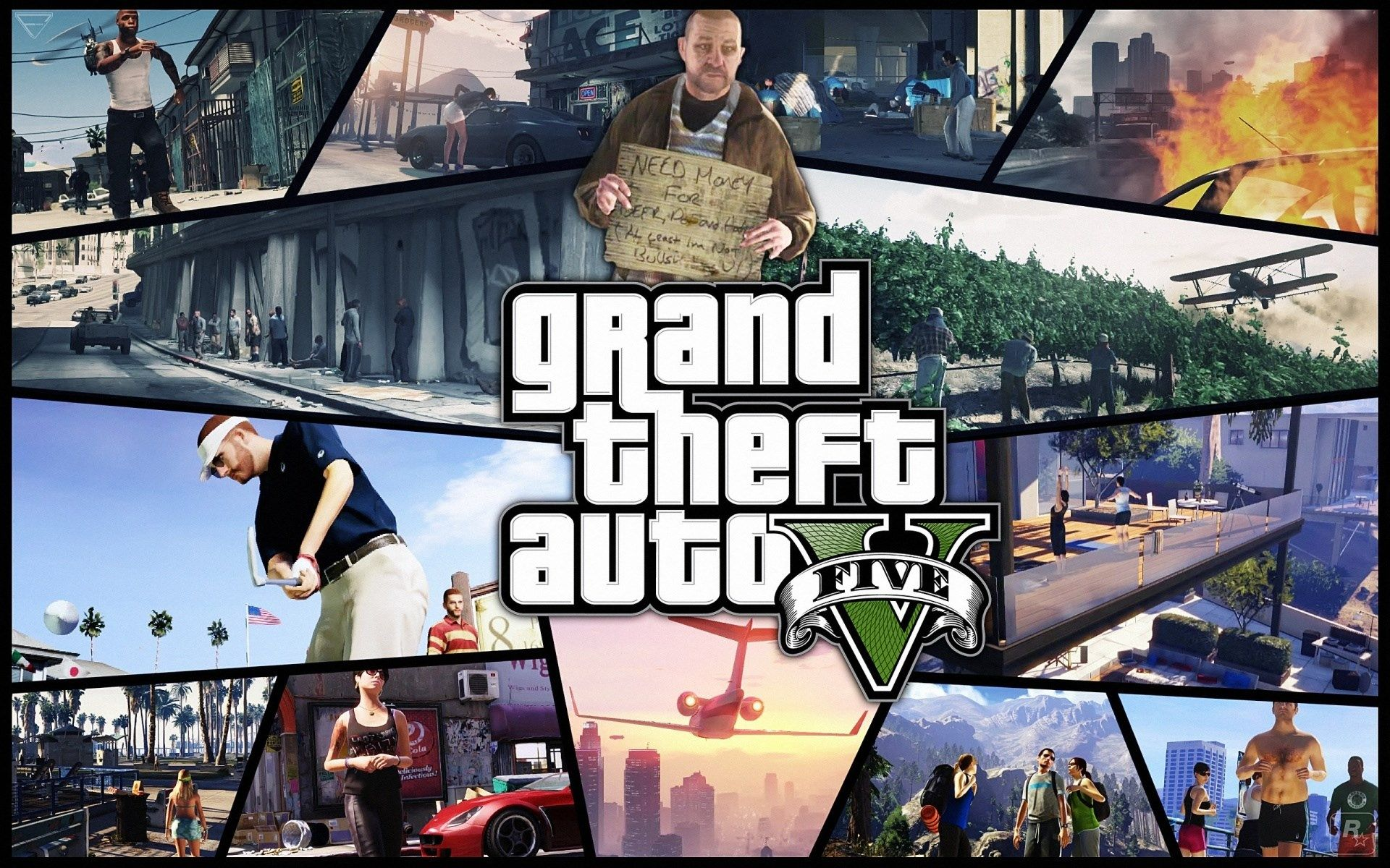 Free desktop grand theft auto v wallpaper 1920x1200 636 kb free desktop grand theft auto v wallpaper 1920x1200 636 kb voltagebd Image collections