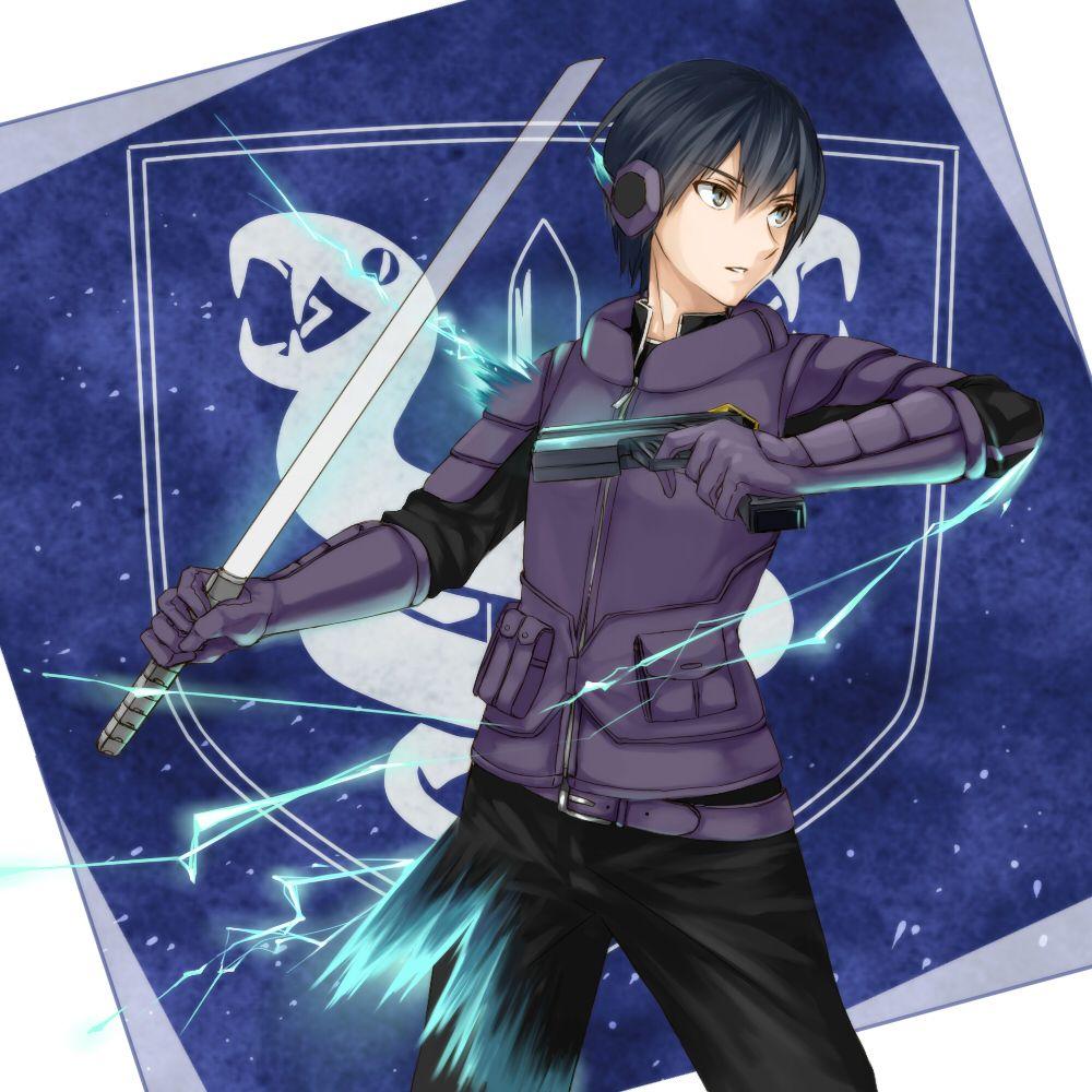 World trigger Miwa Shuuji by さくらげ on pixiv Anime