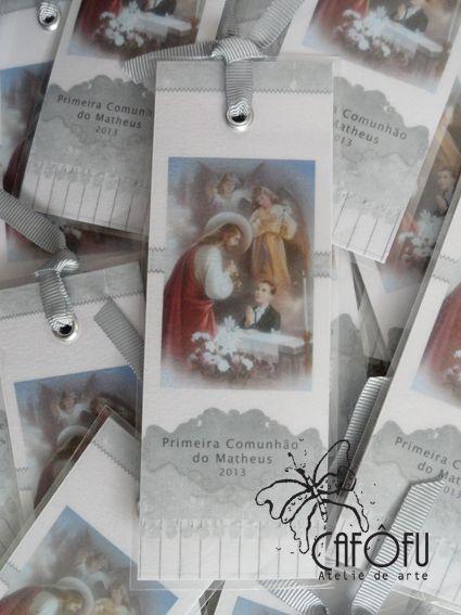 LEMBRANCINHA DE PRIMEIRA COMUNHÃO MATHEUS PARTE 1 www.cafofuateliedearte.blogspot.com mvmiri@terra.com.br