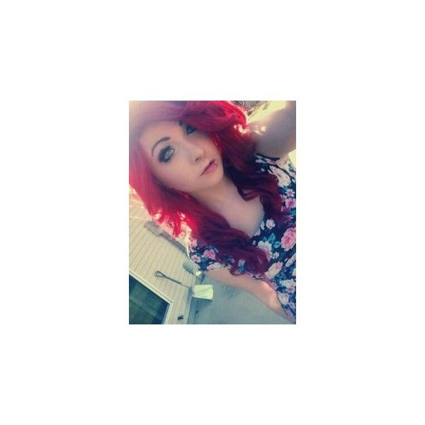 Scene Fashion/Hair ❤ liked on Polyvore featuring hair, people, girls and backgrounds