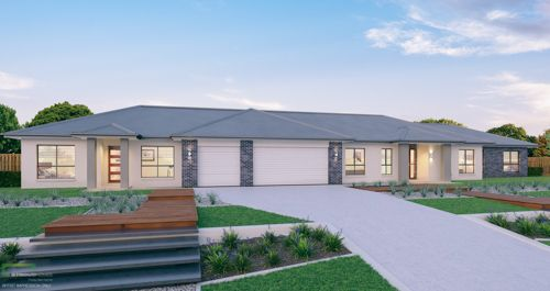 House Plans With Attached Granny Flats | Stroud Homes ...