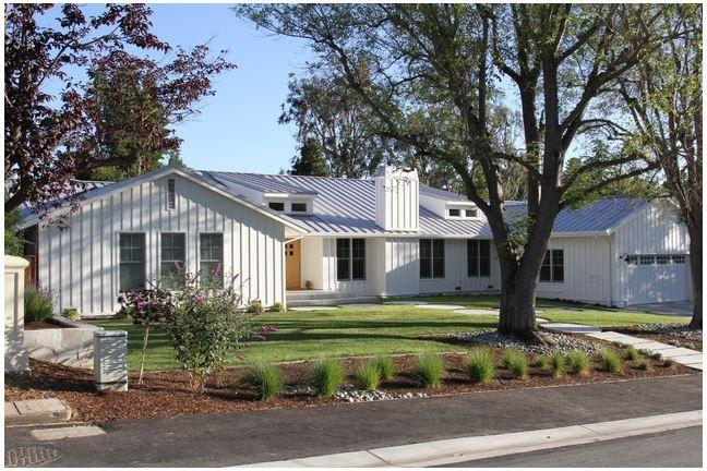 Board & Batten Ranch | Ranch house remodel on