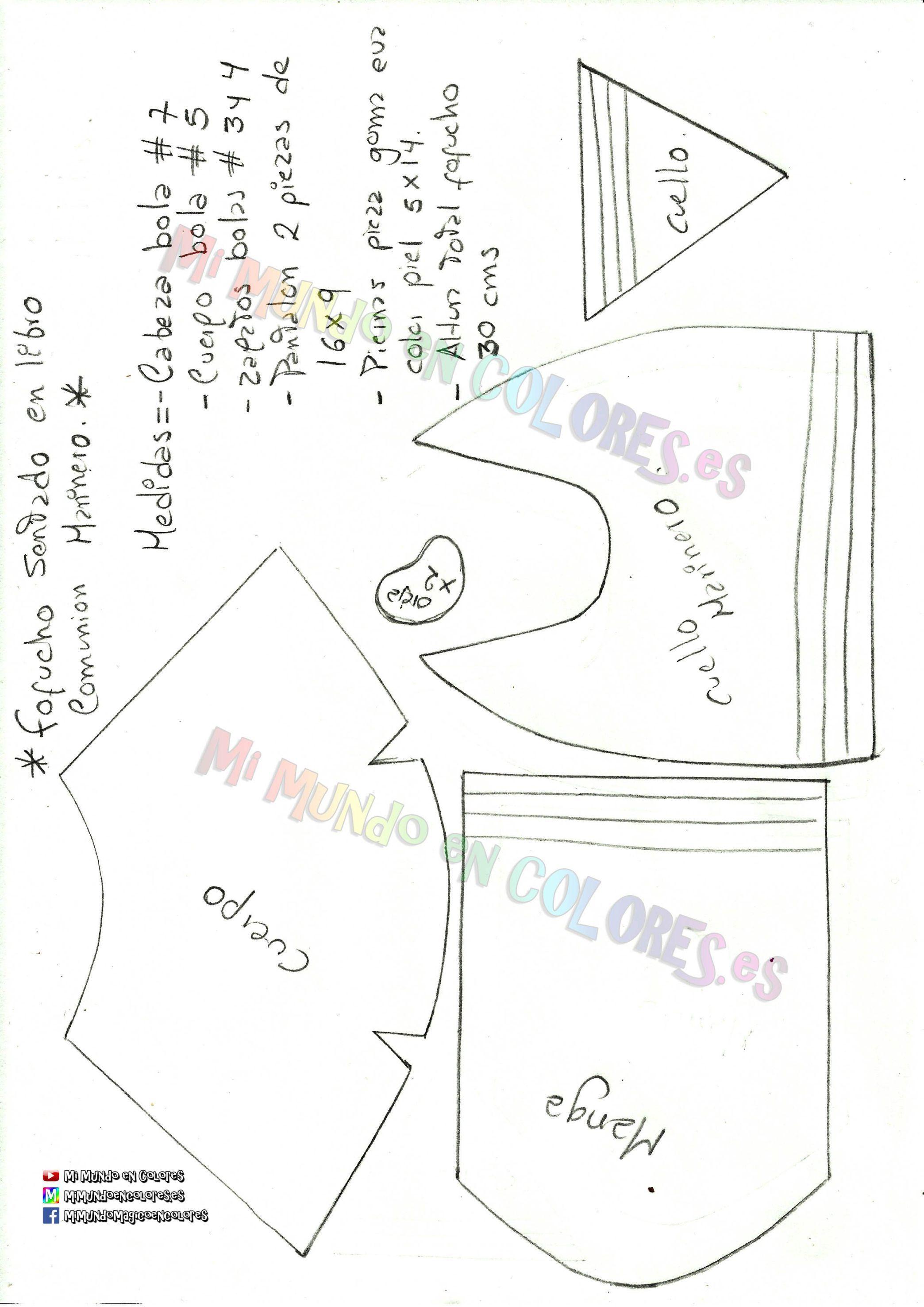DIY Fofucho de comunión sobre base de libro DIY con el tutorial para  aprender paso a b350a1fede8