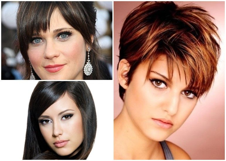 Frisuren Rundes Gesicht 2016 Frisuren Hair Styles Hairstyles