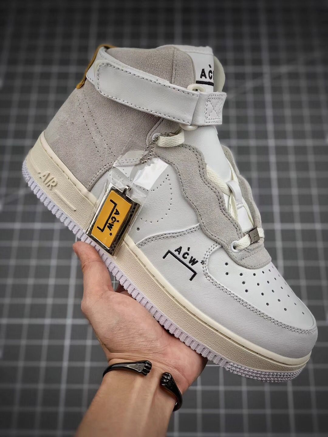 A Cold Wall X Nike Air Force 1 Acw Samuel Ross AF1 in 2019