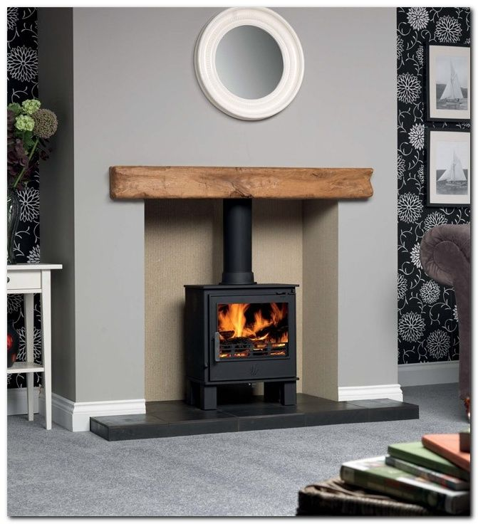 Fabulous Fireplace Will Make Your Home More Classy   Log ...