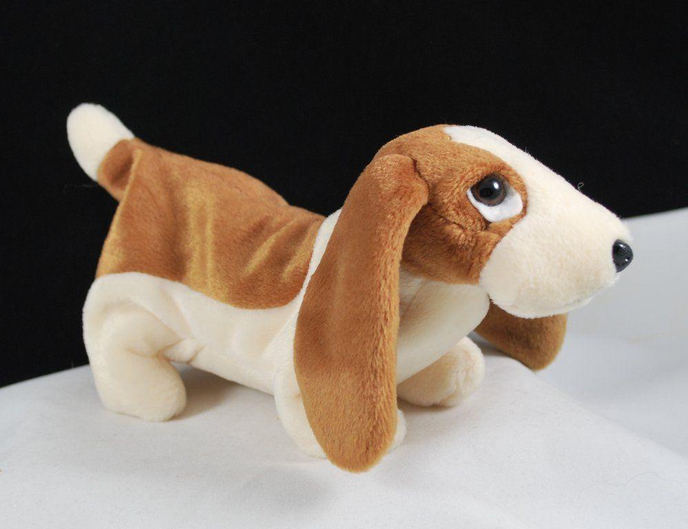 Dog Dachshund 1995 Ty Beanie Baby Weenie MWMT