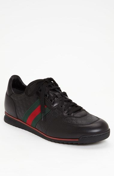 fd5eea717a6 Gucci  SL 73  Sneaker...luv em! They are so comfortable. and They run a tad  large if you ever decide to spluge a little
